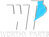 Worthy Parts logo