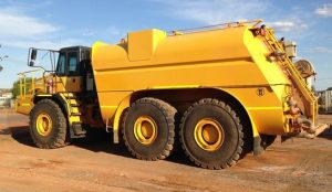Bell B40D Watercart FOR SALE