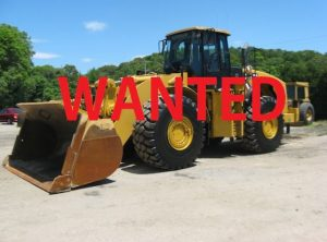 WANTED – CAT 980H Loader with Low Hours
