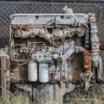 Detroit 60 Series Engine