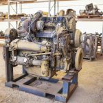 CAT AD45B C18 Engine
