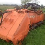 Hitachi EX1100/EX1200-5 face shovel