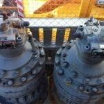 Hitachi EX 1200-5 / EX 1100 Slew Motors
