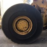 CAT R2900G Tyres and Rims