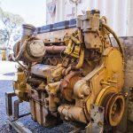 CAT C13 Engine