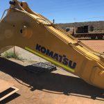 KOMATSU PC1250 BOOM