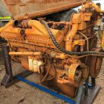 CUMMINS QSK60 ENGINE CORE