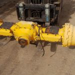 VOLVO L90D Front Axle