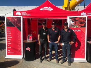 Queensland launch for Red Lubricants