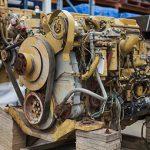 CAT C11 ENGINE CORES (x2)