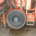 SANDVIK DD420 & DD421 FRONT OR REAR AXLE OPTIONS