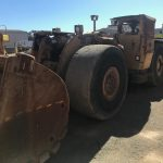 CAT R1700G SBR LOADER