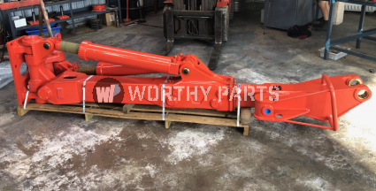 Dd420 Complete Boom Assembly
