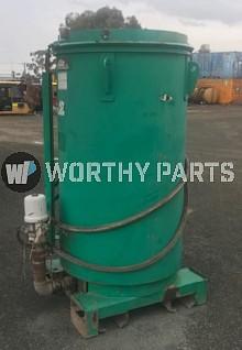 W/shop Grease Pump & Tank