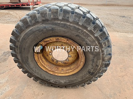14.00r24 Tyres And Rims