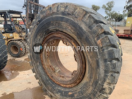 21.00r35 Tyre And Rim