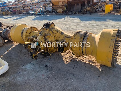 Wa900-3 Complete Front Axle Assy