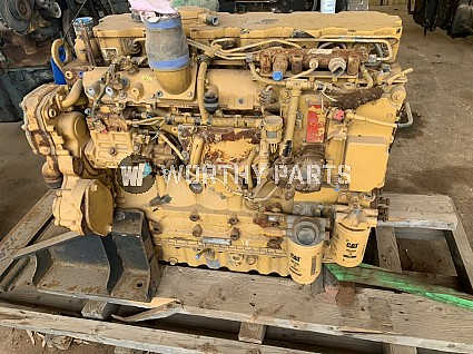 C6.6 Industrial Engine
